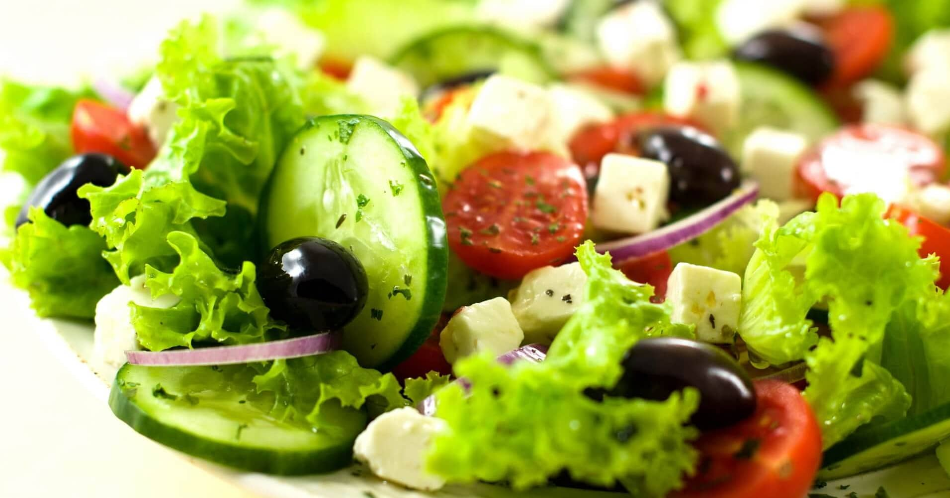 Salada, sua melhor Amiga!